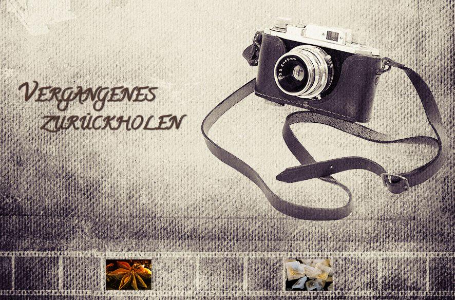 Kameras, Objektive & Ich