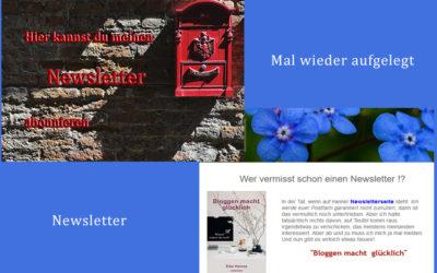 Newsletter-News ;-)